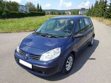 Renault Scenic II,1.4 16V,Benzyna,2003r