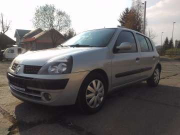 Renault Clio 2 Lift 1.2 Benzyna 2003