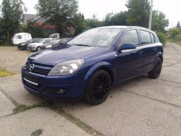 Opel Astra H 1.4 Benzyna 2005
