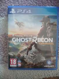 Nowa gra PS4 Ghost Recon