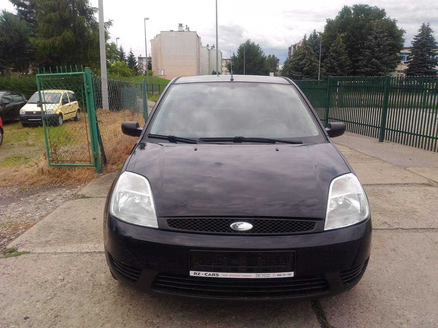 Ford Fiesta 1.3 Benzyna 2005